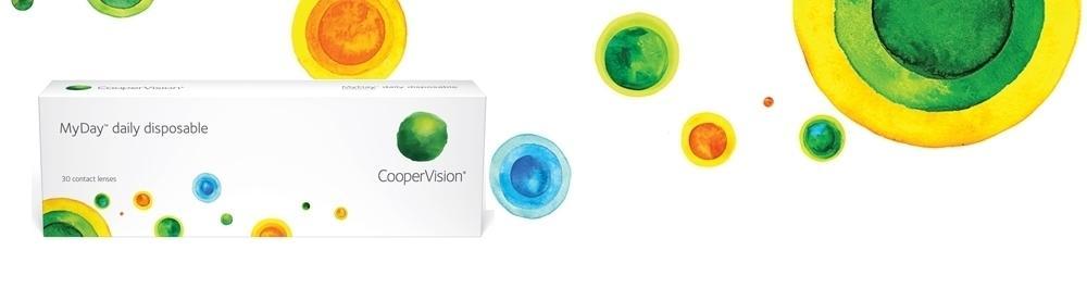 Dnevne kontaktne leče CooperVision MyDay